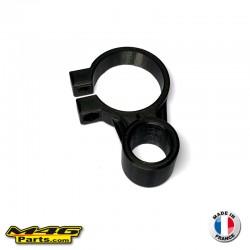 Portal front brake line Guide
