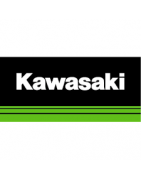 Customizable Kawasaki plastic protection parts for KX and KXF