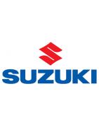 Rebuilt protection parts for motorbike vintage Suzuki