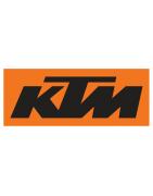 Rebuilt protection parts for motorbike vintage KTM
